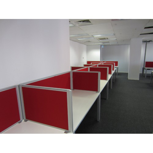 Desk Mounted Small Divider Screens