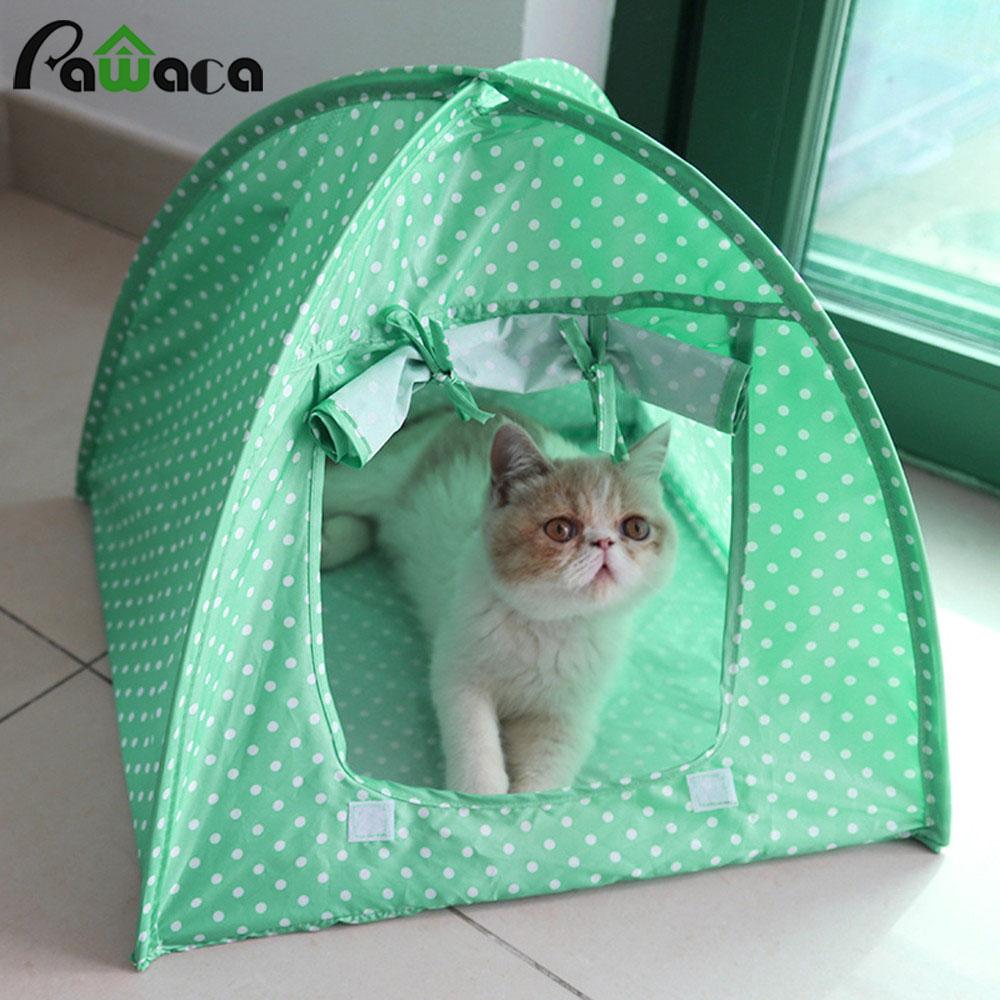 Foldable Pet Tent  Playpen Outdoor  Indoor