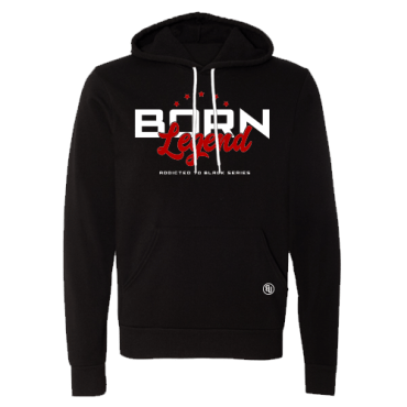 Born Legend pullover hoodie