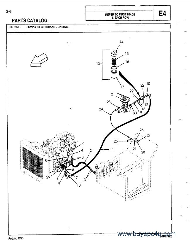 wiring diagram for fiat 128