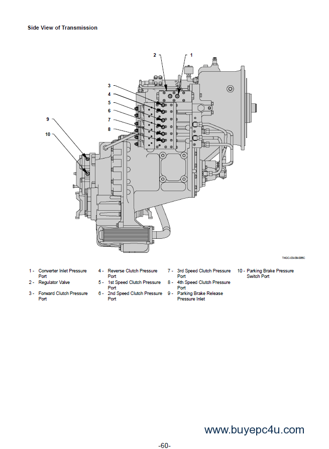 Hitachi ZW220 ZW250 Wheel Loader PDF Service Manual