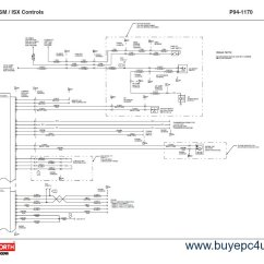 Kenworth Wiring Diagrams Squier Strat Diagram T660 Cummins Ism Isx Schematics Manual Pdf