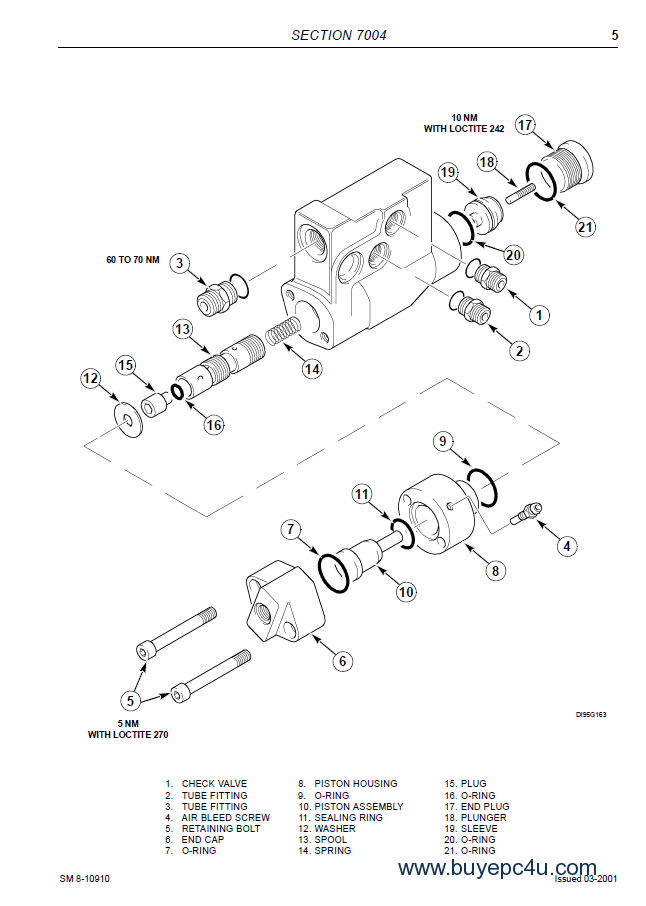 McCORMICK MTX Series Tractor Repair Manual PDF