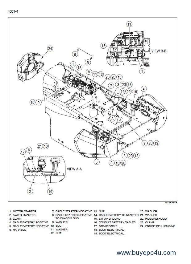New Holland L125 Wiring Diagram : 31 Wiring Diagram Images