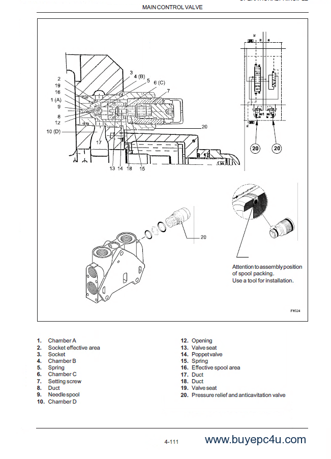 New Holland MH2.6 MH3.6 Midi Wheel Excavators PDF Manual