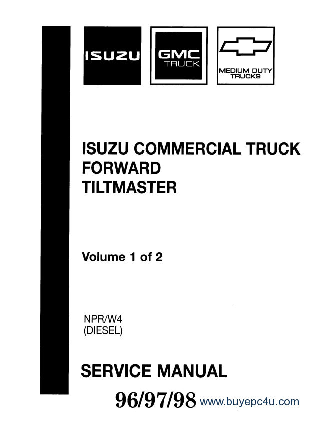 98 Isuzu Npr Wiring Diagram : 27 Wiring Diagram Images