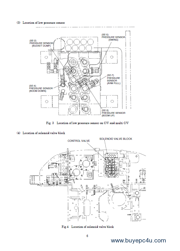Fiat Kobelco E200SR Evolution Crawler Excavator PDF Manual