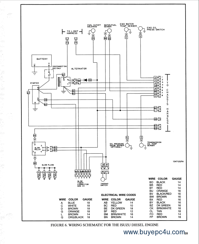 hyster 50 wiring diagram