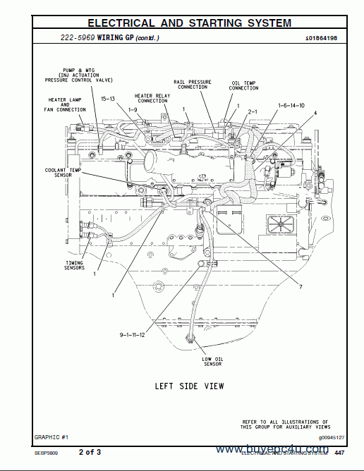 C7 Caterpillar Wiring Diagram