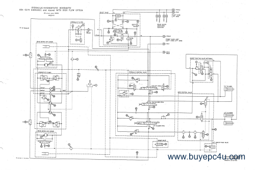 small resolution of bobcat 864 wiring diagram wiring diagram portal u2022 873 bobcat brakes wiring
