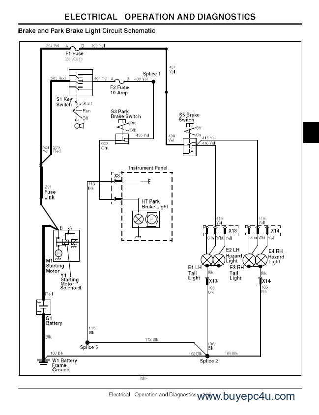 john deere progator 2020 2030 utility vehicle technical manual tm1759 pdf?resize=649%2C845&ssl=1 diagrams 911548 john deere 140 wiring schematic jd 140 wiring john deere lt133 wiring diagram at mifinder.co