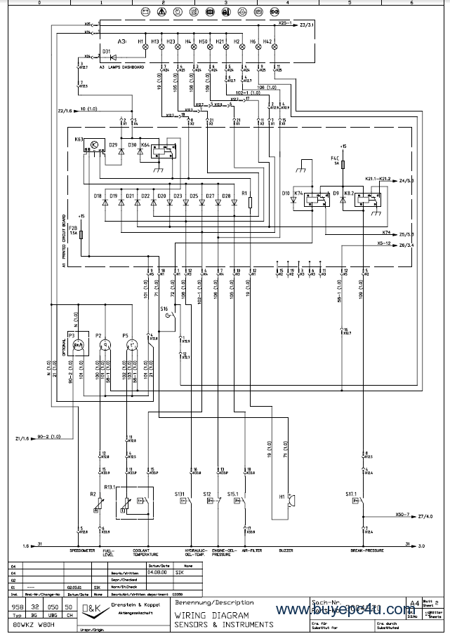 Fiat Loader Wiring Diagram. Fiat. Wiring Diagrams Instructions