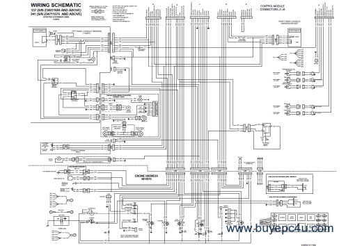 small resolution of bobcat 331 wiring diagram easy wiring diagrams rh 17 superpole exhausts de bobcat wiring schematic bobcat skid steer hydraulic diagram