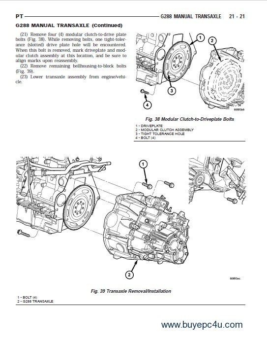 Chrysler PT Cruiser 2001-2005 PDF