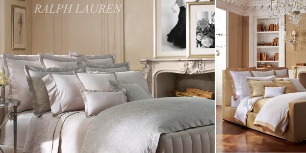 Luxury Bedding Ralph Lauren Collection
