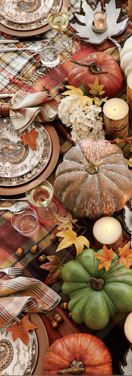 Fall Dinnerware Collection