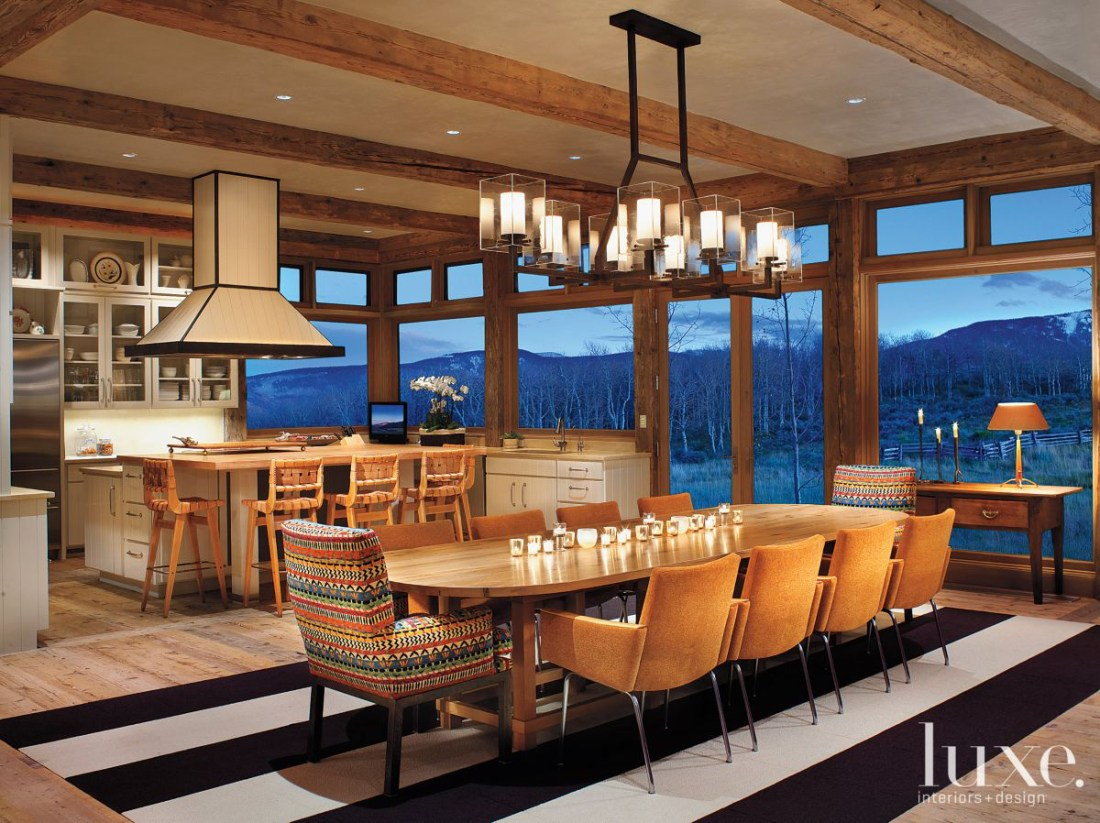 A Vail Mountain Valley Home with Spectacular Lakeside Vistas Colorado