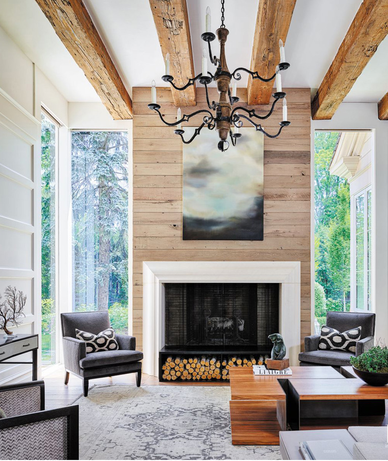 Modern Rustic Design Ideas  Pictures  How to Decorate