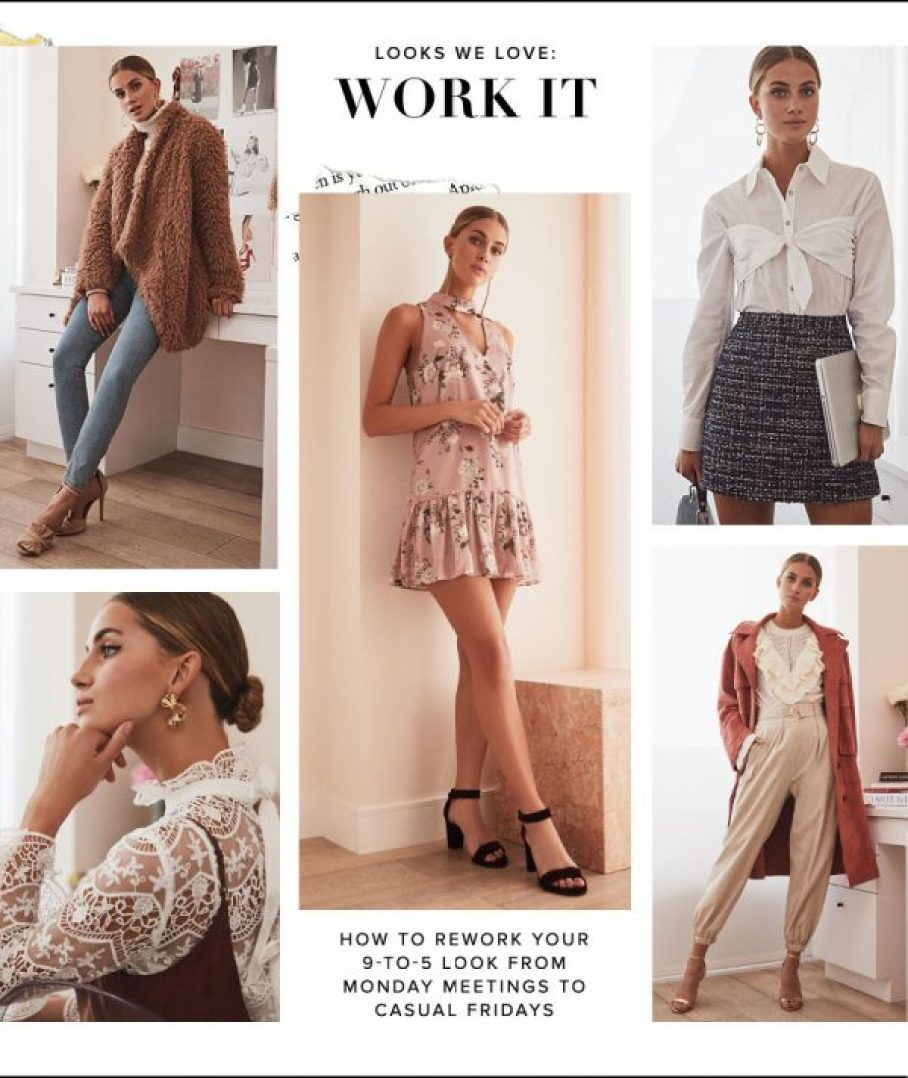 Womens Work Clothing