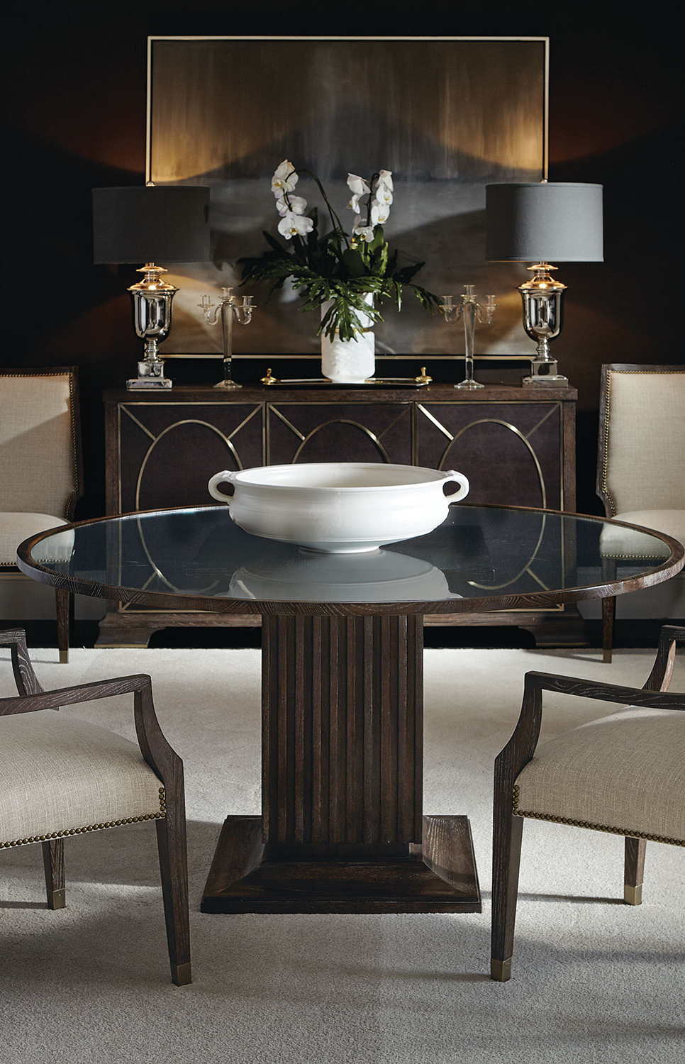 Sophisticated Dining Room Ideas For Your Home Design: Gallery Of Stunning Dining Room Pictures