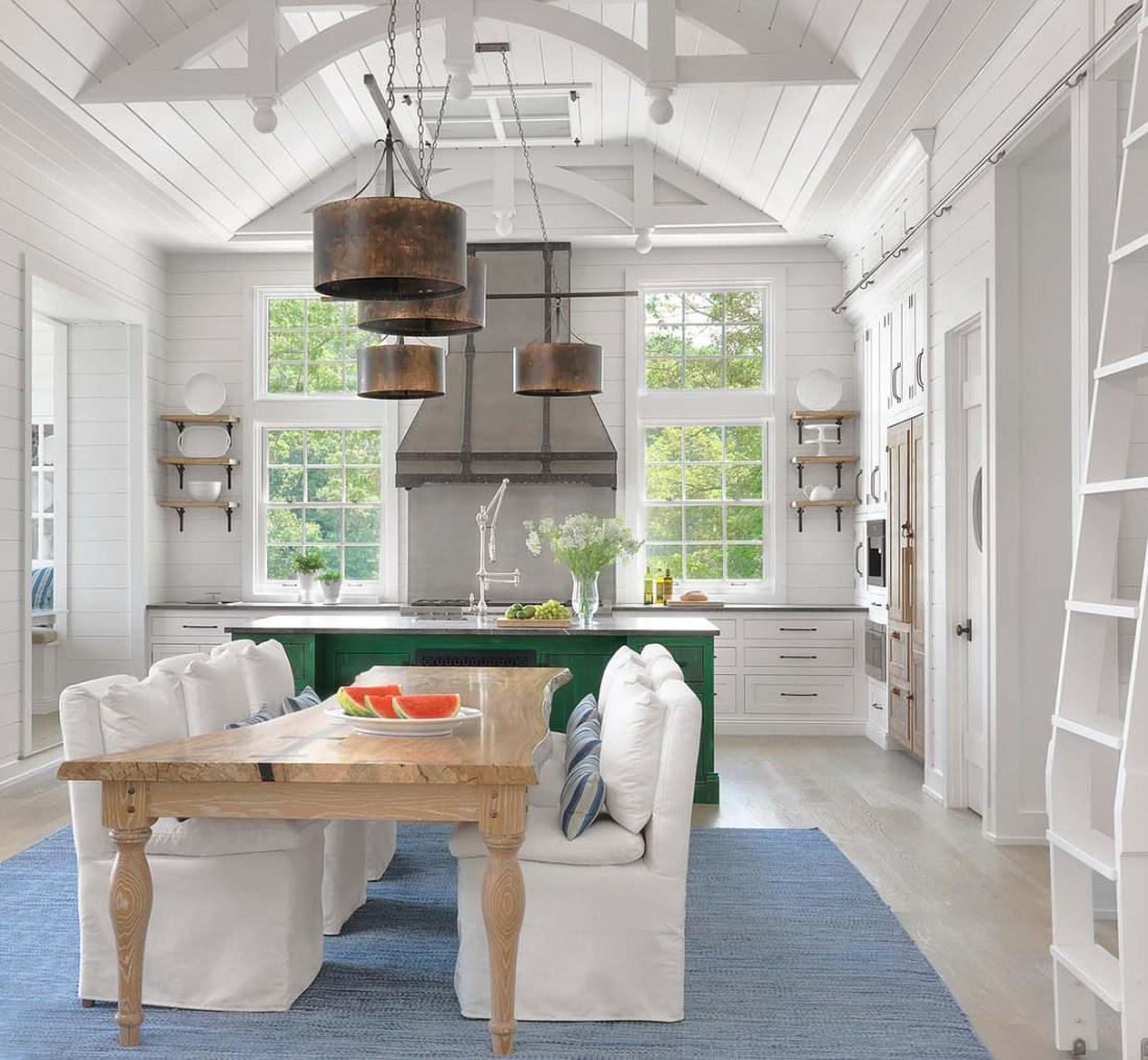 Contemporary Cottage Style Kitchen: Kitchen Design Inspiration