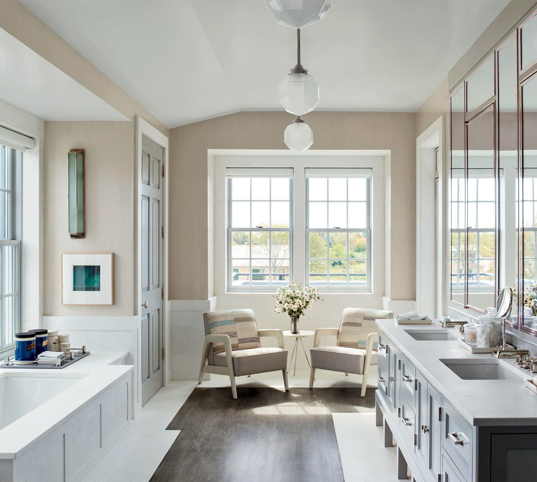 Neutral Bathroom Design Ideas   Neutral Master Bath