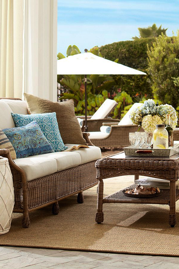 Outdoor Spaces Design Ideas