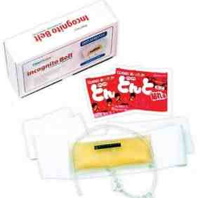 Image of a product Incognito synthetic urine belt