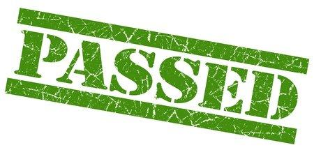 passed your CBD screening