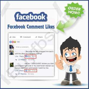 Buy Facebook Comment Likes