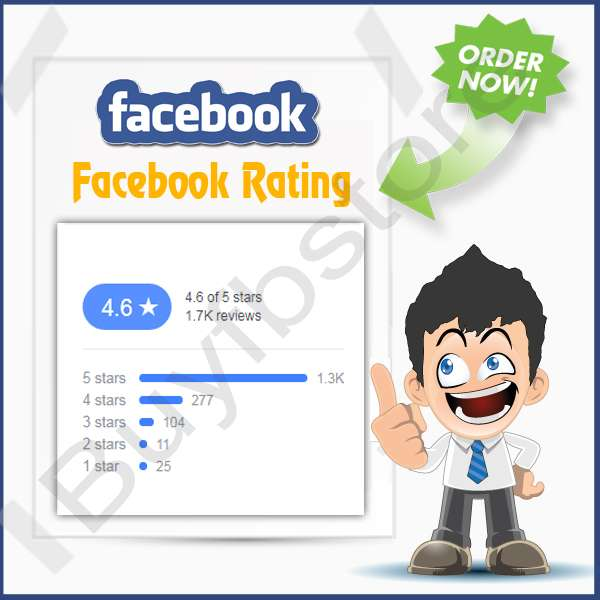 Buy Facebook Rating