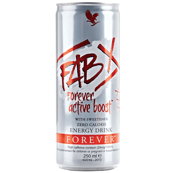 FAB X Forever Active Boost UK