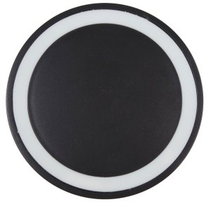 White Wireless Charging Disc