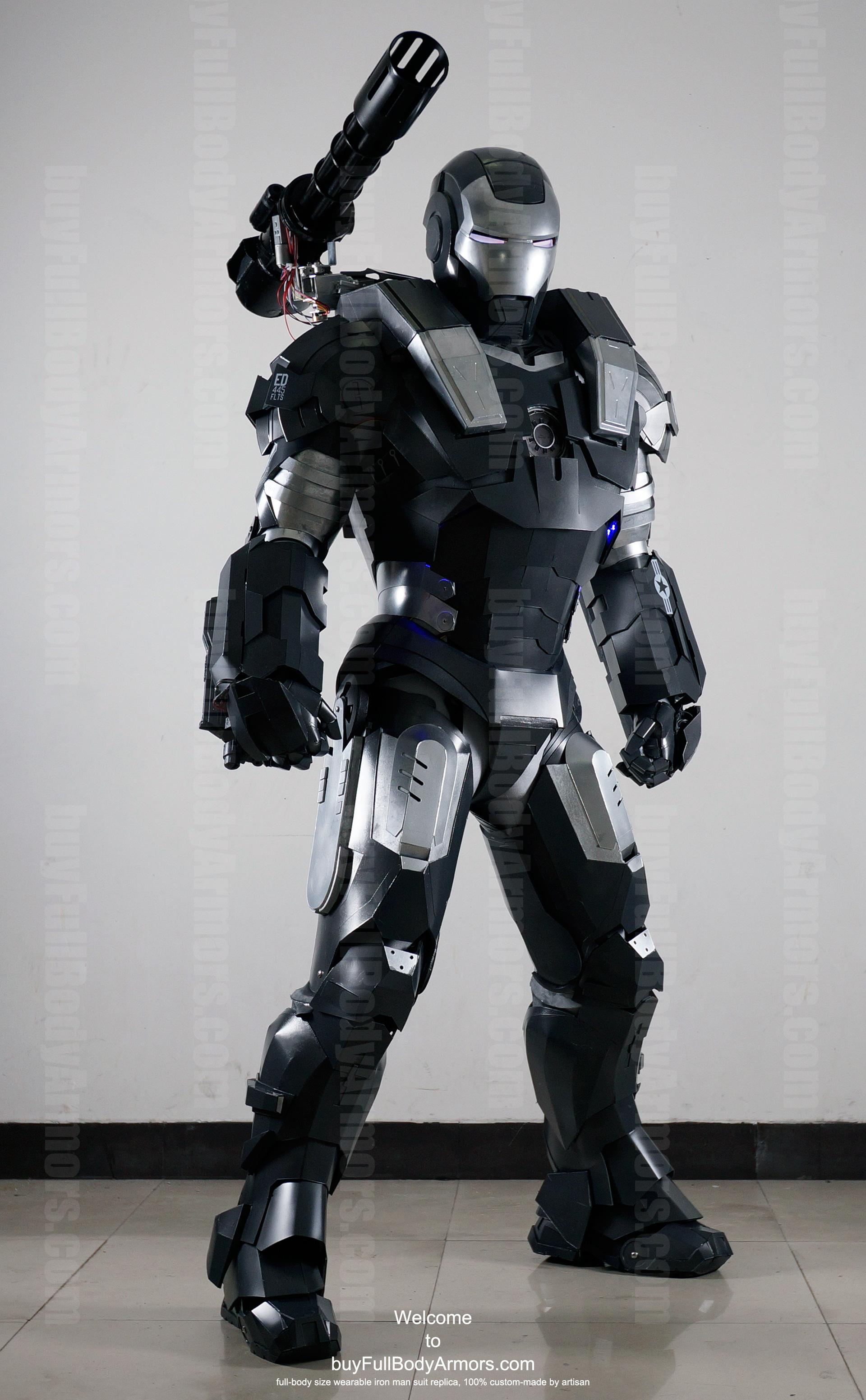 Master Chief Armor Suit