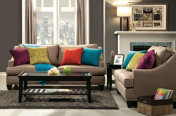 Tropica Ivory Collection Living Set Sofa