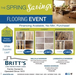 Britts Flooring