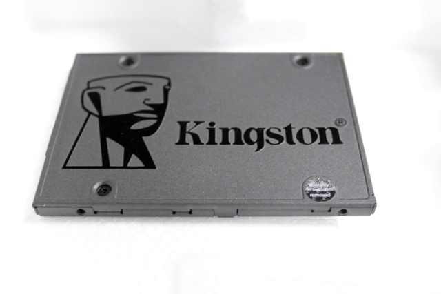 Kingston A400 SSD Review