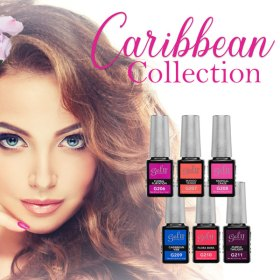 Gel II Caribbean Collection