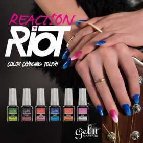 Gel II Reaction Riot Collection