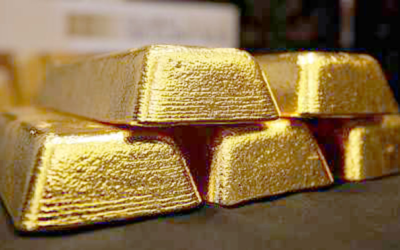 Buy gold bars online from the USA