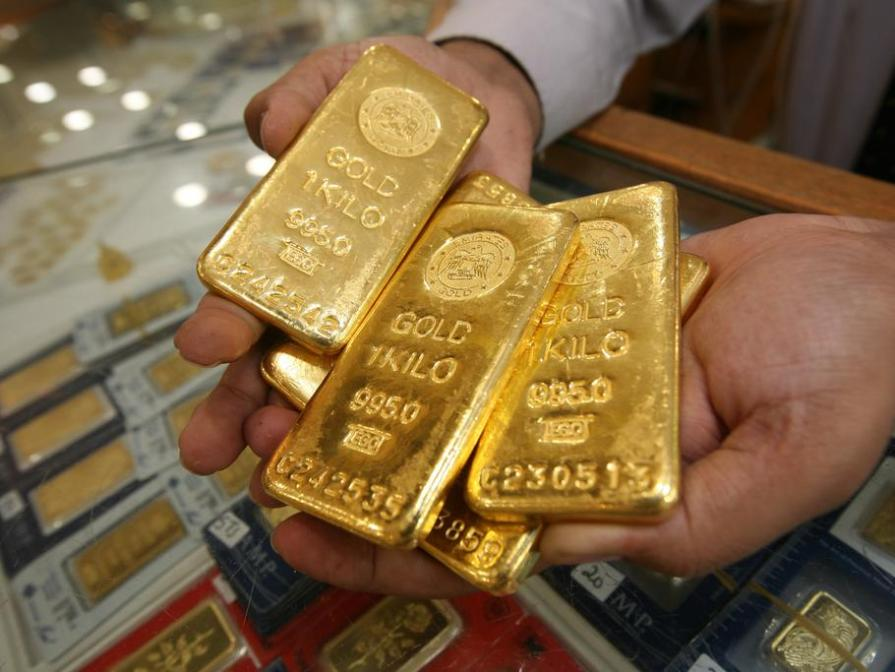 Buy gold bars online Dubai