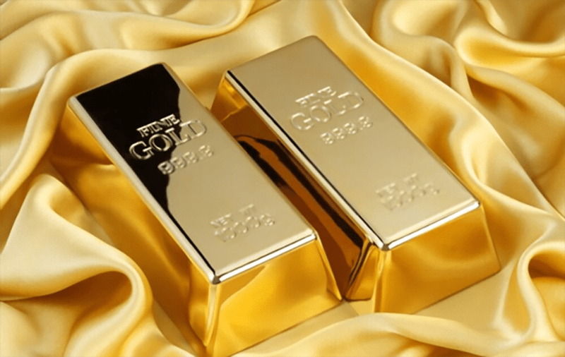 Buy gold bars as an investment