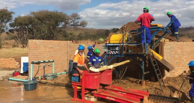 Gold suppliers in South Africa