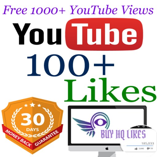 Buy 100 YouTube Views