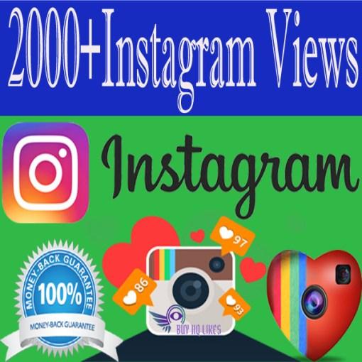 Buy 200 Instagram Views