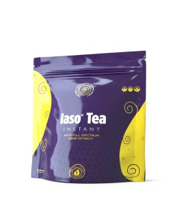 IASO Instant Tea infused with CBD