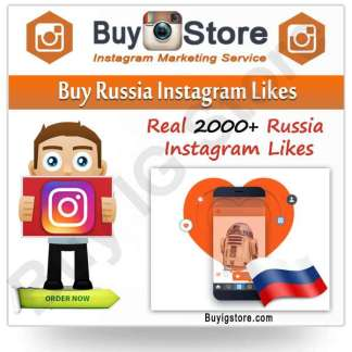Buy Russia Instagram Likes