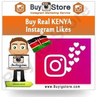 Buy KENYA Instagram Likes