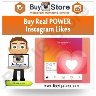 Buy POWER Instagram Likes