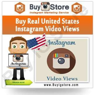 Buy USA Instagram Video Views
